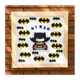 تابلو یادبود تولد بتمن Batman
