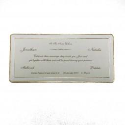 کارت عروسی W100